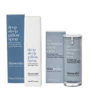 this works Sleep Deprived Kit Worth £58