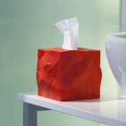 Essey Wipy Tissue Box - Red