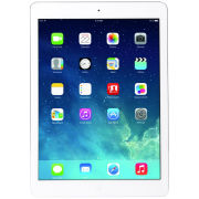 iPad Air Wi-Fi 16GB - Silver - Grade A Refurb