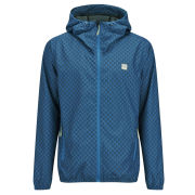 Bench Men's Mesh Hooded Dominian Jacket - Seaport