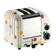 Dualit Classic Vario 2 Slot Toaster - Emma Bridgewater