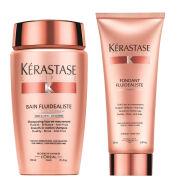 Kérastase Discipline Bain Fluidealiste Sulfur Free (250ml) and Fondant Fluidealiste (200ml)