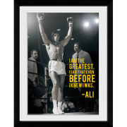 Muhammad Ali I Am The Greatest - 30x40 Collector Prints
