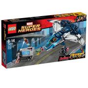 LEGO Marvel Super Heroes: De Avengers Quinjet stadsachtervolging (76032)