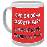 South Park Cartman Mug
