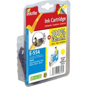 Epson Compatible T0554 Yellow Ink Cartridge