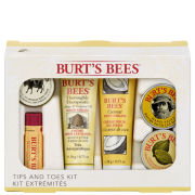 Burt's Bees Tips 'N' Toes Hand & Feet Kit (6 Products)