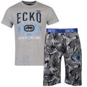 Ecko Men's Loungewear Set - Camo