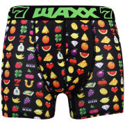 WAXX Men's Bingo Boxers - Black