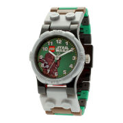 LEGO Star Wars Chewbacca Watch with Minifigure