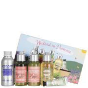 L'Occitane Weekend in Provence Shower Gel Set worth £35.00