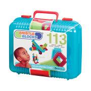Bristle Blocks 113 Piece Deluxe Builder Case