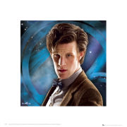 Doctor Who The Doctor - 40 x 40cm Print