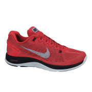Nike Men's Lunarglide + 5 Trainers - Crimson Red