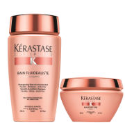 Kerastase Discipline Bain Fluidealiste (250ml) and Maskeratine (200ml)