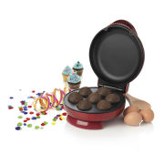 Giles & Posner Mini Cupcake Maker - Red