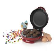 Giles & Posner Mini Cupcake Maker - Red