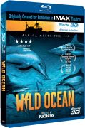 IMAX: Wild Ocean (Includes 2D and 3D Blu-Ray)