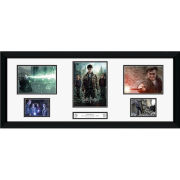 "Harry Potter 7 Part 2 Storyboard - 30"""" x 12"""" Framed Photographic"