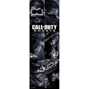 Call Of Duty Ghosts Profiles - Door Poster - 53 x 158cm