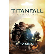 Titanfall Cover - Vinyl Sticker - 10 x 15cm