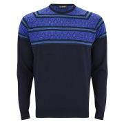 John Smedley Men's Essery Jumper - Midnight