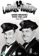 Laurel & Hardy - More Brushes With The Law Classic Shorts