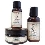 Razor MD Rx Shave -Travel kit (unscented)