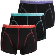 Bjorn Borg Men's 3-Pack Boxer Shorts - Black