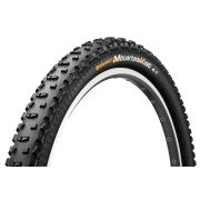 Continental Mountain King 2.2 RS Clincher MTB Tyre - Black