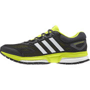 adidas Men's Response Boost Running Shoes - Yellow/White/Grey