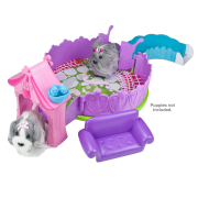 Zhu Zhu Pets House Playset - Posh Puppy Playhouse
