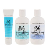 Bumble and bumble Wear and Care Quenching Trio- Shampoo, Conditioner and Masque