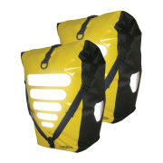 Ortlieb High Vis Back-Roller Classic Waterproof Cycle Panniers