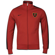 Nike Men's Spain Authentic N98 Track Top - Red/Navy