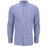 Weekend Offender Men's Marques Shirt - Royal/White