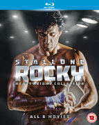 The Complete Rocky Heavyweight Collection