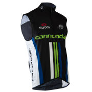 Cannondale Pro Cycling Gilet Black 2014