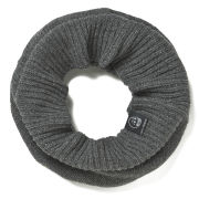 Cheap Monday Knitted Tube Scarf - Grey