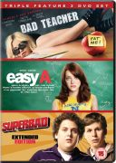 Bad Teacher / Easy A / Superbad