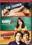 Bad Teacher / Easy A / Superbad