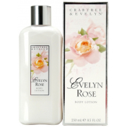 Crabtree & Evelyn Evelyn Rose Body Lotion (250ml)