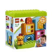 LEGO DUPLO: Toddler Build and Play Cubes (10553)