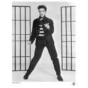 Elvis Fine Art Print - Jailhouse Rock 1957