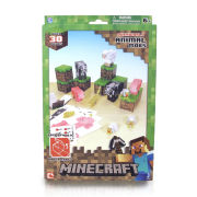 Minecraft Papercraft Over 30 Piece Set - Animal Pack