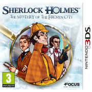Sherlock Homes: and The Mystry Of The Frozen City - USED
