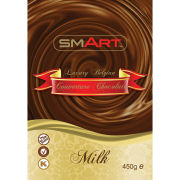 SMART Luxury Belgian Couverture Chocolate - 450g