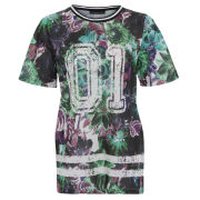 Damned Delux Women's Long Island T-Shirt - Multi
