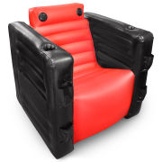 Everything Chair II - Black/Red