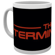 The Terminator Logo Mug